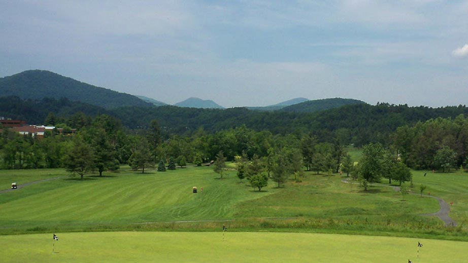 Boone Golf course