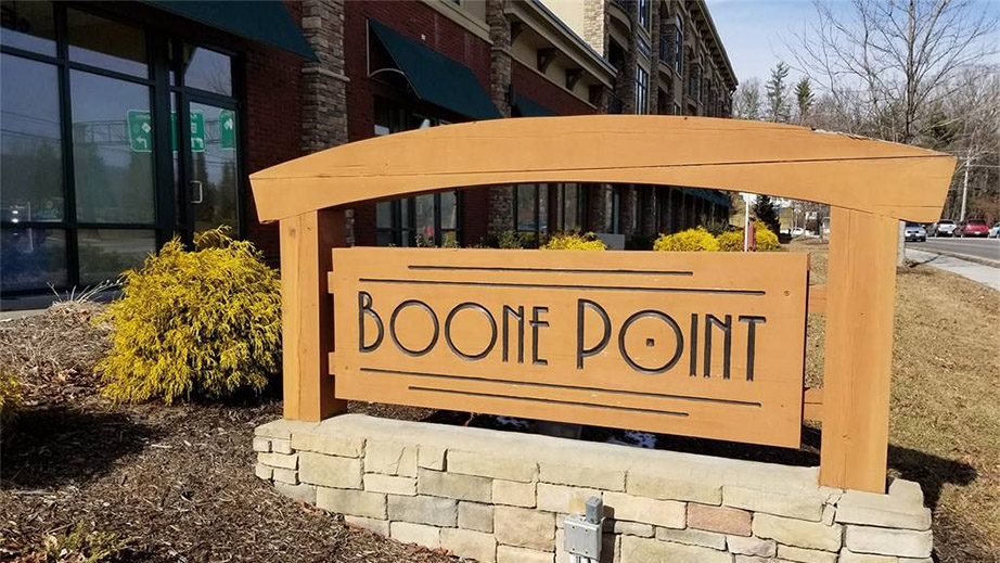 Boone Point Mixed-Use Community